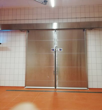 SLIDING DOOR DM3P (2 leaves)