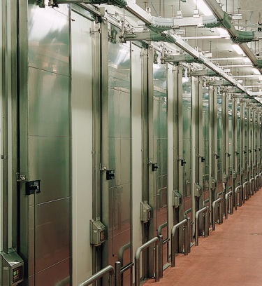 M3P HERMETIC SLIDING DOOR FOR DRYING ROOMS
