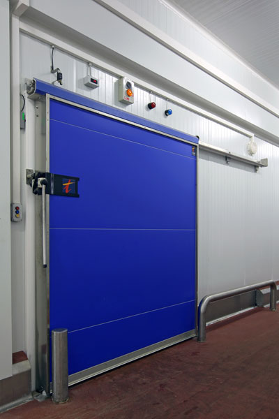 Cold Storage Sliding Door Th3 Tane Hermetic
