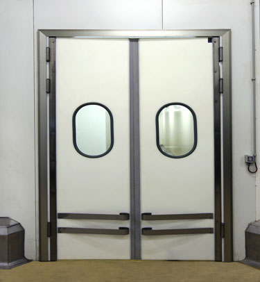 DA-15 DOUBLE ACTION HINGED DOOR
