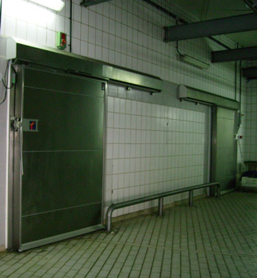 COLD STORAGE SLIDING DOOR M3P
