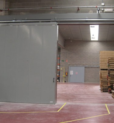 FIRE RATED SLIDING DOOR TC EI-60 / EI-90 / EI-120