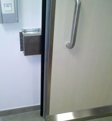 TSCR3 LEADED SLIDING DOOR FOR X-RAY ROOMS