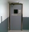 TSP HEALTHCARE SERVICE DOOR - STAINLESS STEEL DOORFRAME