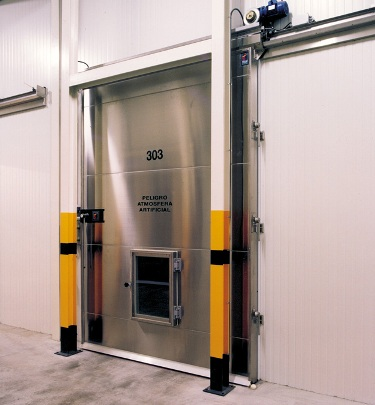 GM3P CONTROLLED ATMOSPHERE SLIDING DOOR