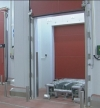 VERTICAL COLD STORAGE SLIDING DOOR VM4P