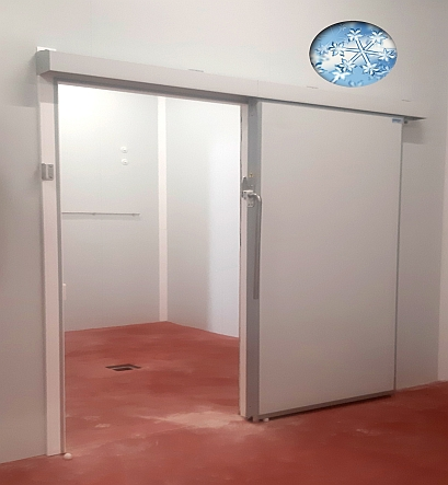 ArTHik-CF COLD STORAGE SLIDING DOOR (Tº -25ºC)