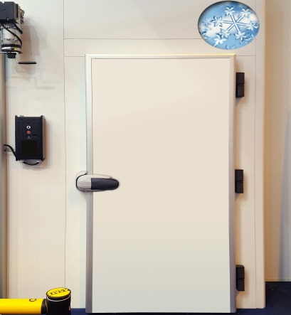 800x2.100 mm ArTHik-PF OVERLAP HINGED COLD STORAGE DOOR (Tº -25ºC)